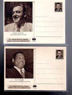 Entier Gottwald 1950 Cdv 100 /16 + 100/ 20 - Cartes Postales
