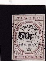 T.F De Connaissements N°1 - Revenue Stamps