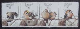 Azoren    Vögel   1989   ** - Vögel