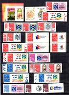 France Belle Collection De Timbres Personnalisés Neufs ** MNH 2003/2008. Bonnes Valeurs. TB. A Saisir! - Francia
