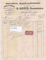 42 RIVE De GIER - Ets GONIN Sellerie Harnachement - 961219 - 1900 – 1949