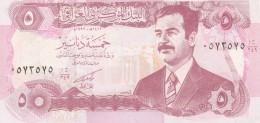IRAQ 5 DINARS -UNC - Iraq