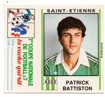 Vache Qui Rit Image Football Panini Battiston ASSE - Autocollants