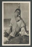 CPA  Lehnert & Landrock . The Little Errand Boy. - Egypte