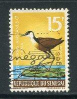 SENEGAL- Y&T N°310- Oblitéré (oiseaux) - Senegal (1960-...)