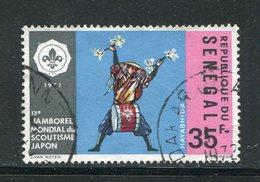 SENEGAL- Y&T N°351- Oblitéré - Senegal (1960-...)