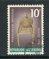 SENEGAL- Y&T N°378- Oblitéré - Senegal (1960-...)
