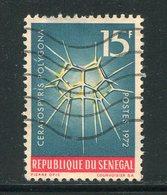 SENEGAL- Y&T N°379- Oblitéré - Senegal (1960-...)
