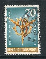 SENEGAL- Y&T N°392- Oblitéré - Senegal (1960-...)