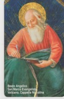 SCHEDA TELEFONICA NUOVA VATICANO SCV93 SAN MARCO EVANGELISTA - Vaticano