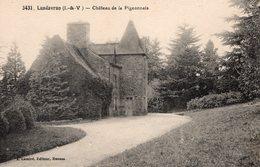 Landravan (35) - Le Château. - Other Municipalities