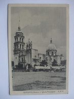 N89 Postcard Mexico - Irapuato - Iglesia Parroquial - 1909 - Mexique