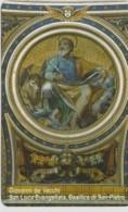 SCHEDA TELEFONICA NUOVA VATICANO SCV97 SAN LUCA EVANGELISTA - Vaticano