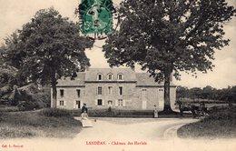 Landéan (35) - Château Des Harlais. - Autres Communes