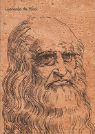 (C).Leonardo Da Vinci.Cartolina In Sughero.Nuova (153-a18) - Künstler