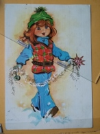 KOV 8-179 - NEW YEAR, Bonne Annee, Children, Enfant, - Nouvel An