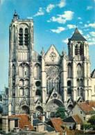 18 - Bourges - La Cathédrale Saint Etienne - Carte Neuve - Voir Scans Recto-Verso - Bourges