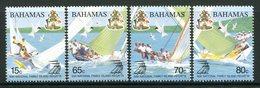 Bahamas 2003 50th Anniversary Of Family Island Regatta Set MNH (SG 1311-1314) - Bahamas (1973-...)