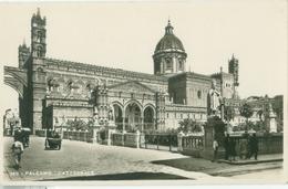 Palermo; Cattedrale - Non Viaggiata. (Fot. Grassi) - Palermo