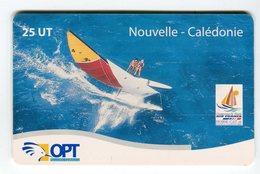 Telecarte °_ N-Calédonie-98-Hobbie Cat.16-25 U-gem-03.02- R/V 1300 ° TBE - Neukaledonien