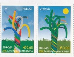 Grecia 2006 Correo Z0612 Escultura Con Viñeta  **/MNH - Nuovi