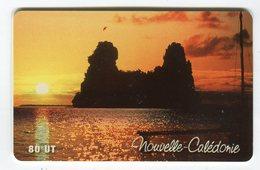 Telecarte °_ N-Calédonie-96-La Poule Couveuse-80 U-Sc7-12.01- R/V 1070 ° LUXE - Neukaledonien