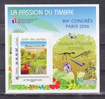 France BF 11 FFAP  Congrès De Paris 2016 Neuf ** LUXE MNH Sin Charnela - FFAP