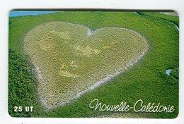 Telecarte °_ N-Calédonie-81-Coeur De Voh-25 U-Sc7-03.01- R/V 7659 ° LUXE - Neukaledonien