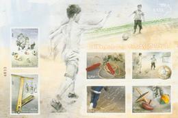 Grecia 2012 Hojas Bloque 62 Juegos Antiguos   **/MNH - Ongebruikt