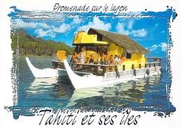 Polynésie Française La Maison Sur Le Lagon House On Lagoon  (Photo Teva Sylvain 1371 Tahiti @ *PRIX  FIXE - Polynésie Française