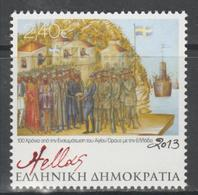 Grecia 2013 Correo 2682 Monte Athos   **/MNH - Ongebruikt