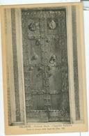 Palermo; Palazzo Reale. Cappella Palatina. Porta In Bronzo Della Sagrestia - Non Viaggiata. (B.G. - P.) - Palermo