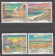 Somalia - Correo Yvert 500/3 ** Mnh - Somalia (1960-...)