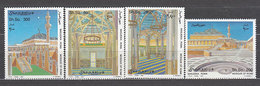 Somalia - Correo Yvert 569/72 ** Mnh  Mezquita - Somalia (1960-...)