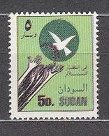 Sudan - Correo Yvert 460 ** Mnh - Soudan (1954-...)
