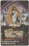 SCHEDA TELEFONICA NUOVA VATICANO SCV150 PINTURICCHIO RESURREZIONE - Vaticano