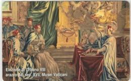 SCHEDA TELEFONICA NUOVA VATICANO SCV149 ELEZIONE URBANO VIII - Vaticano