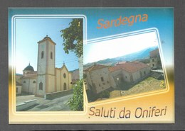 Oniferi (NU) - Non Viaggiata - FORMATO 12x17 - Italie