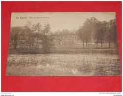 """JAUCHELETTE -  JODOIGNE   -  Abbaye De  """" La Ramée """"   - Vue Au Delà De L'étang  - - Jodoigne"""
