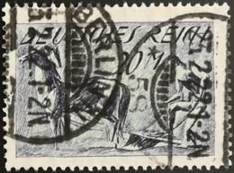 DR 1921 Freimarken WZ Rauten Mi.Nr.: 176b Gestempelt Used Geprüft Mi.Pr.: 90.--€ - Duitsland