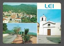 Lei (NU) - Non Viaggiata - FORMATO 12x17 - Italie