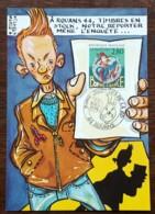 YT N°2843 - JOURNEES DE LA BD - ROUANS - 1994 - France