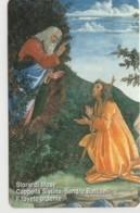 SCHEDA TELEFONICA NUOVA VATICANO SCV131 STORIA DI MOSE - Vaticano