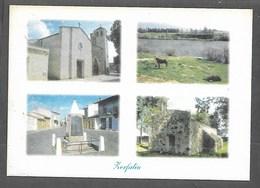 Zerfaliu (OR) - Non Viaggiata - FORMATO 12x17 - Italie