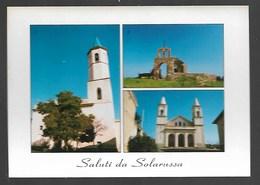 Solarussa (OR) - Non Viaggiata - FORMATO 12x17 - Altre Città