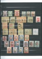 IRAN (Perse) Lot Ancien Sur 2 Pages, Nombreux Neufs ** - Colecciones (en álbumes)
