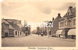 Kasteelstraat (West) - Ruiselede - Ruiselede