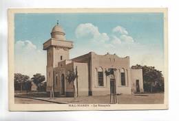 ALGERIE - MAC-MAHON - La Mosquée. Carte  Colorée - Autres Villes