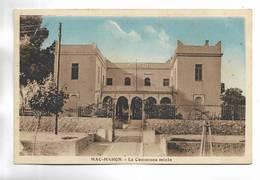 ALGERIE - MAC-MAHON -  La Commune Mixte. Carte  Colorée - Autres Villes