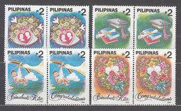 Filipinas - Correo 1994 Yvert 2077/84 ** Mnh - Philippines